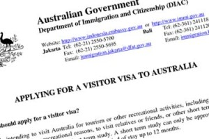 The Facts About the Australian Visa Process